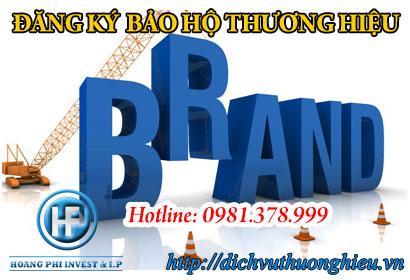 đăng ký bảo hộ thương hiệu