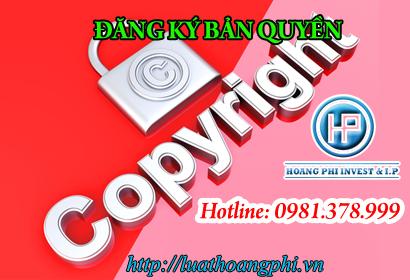 đăng ký bản quyền thương hiệu cho những sản phẩm nào